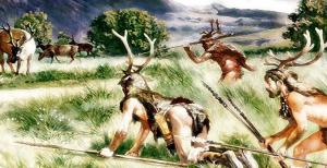 The hunter-gatherer lifestyle